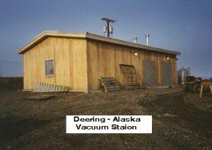 Vacuum Station