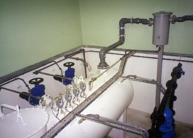 Vacuum Vessel and associated equipment